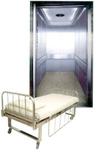 Hospital Lift Image