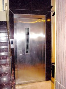 Stainless Steel Doors Image