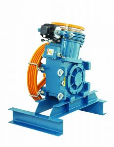 Traction Machine Image