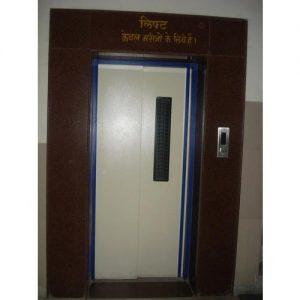 Elevator Telescopic Doors Image