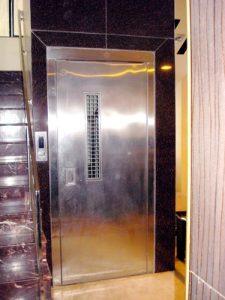 Stainless Steel Doors Image