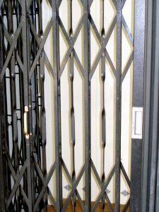 Elevator Collapsible Door Image