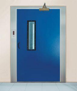 Elevator Swing Doors Image